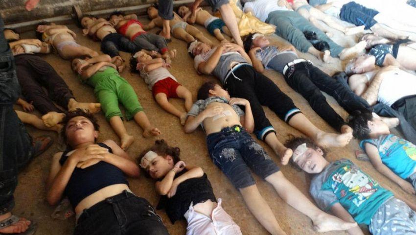إدانات عربية ودولية لـمجزرة ريف دمشق