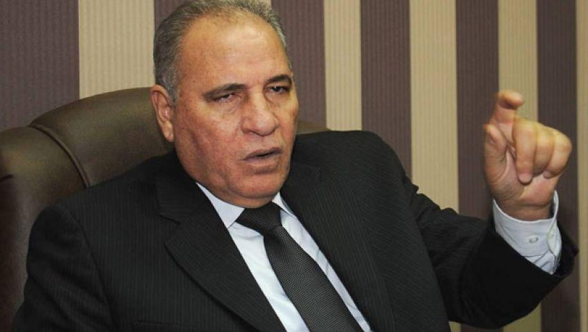 الزند يطالب الداخلية والدفاع بحراسة القضاة