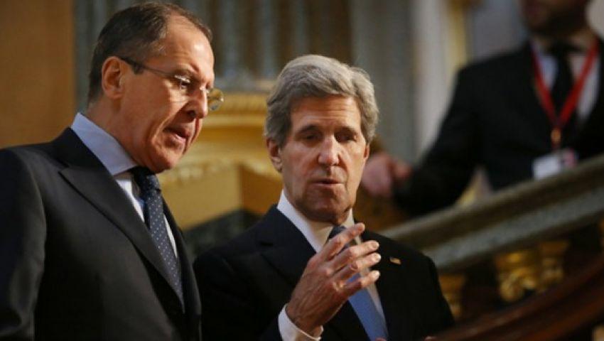 لقاء أمريكي روسي سعودي لحل الأزمة السورية