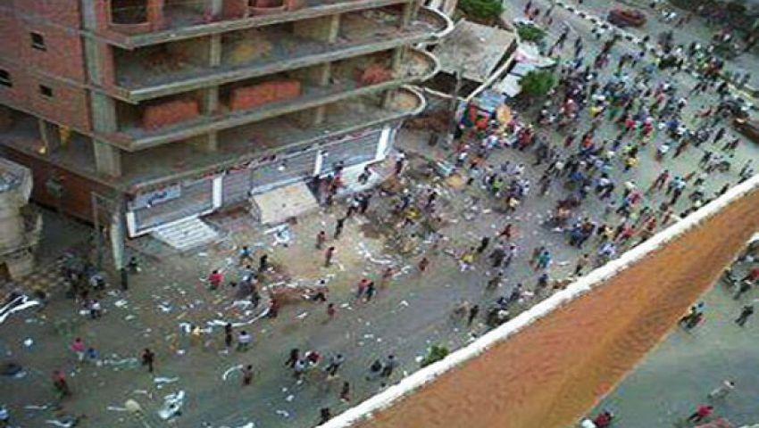 حقوقيون: قتل متظاهرات المنصورة خسة وندالة
