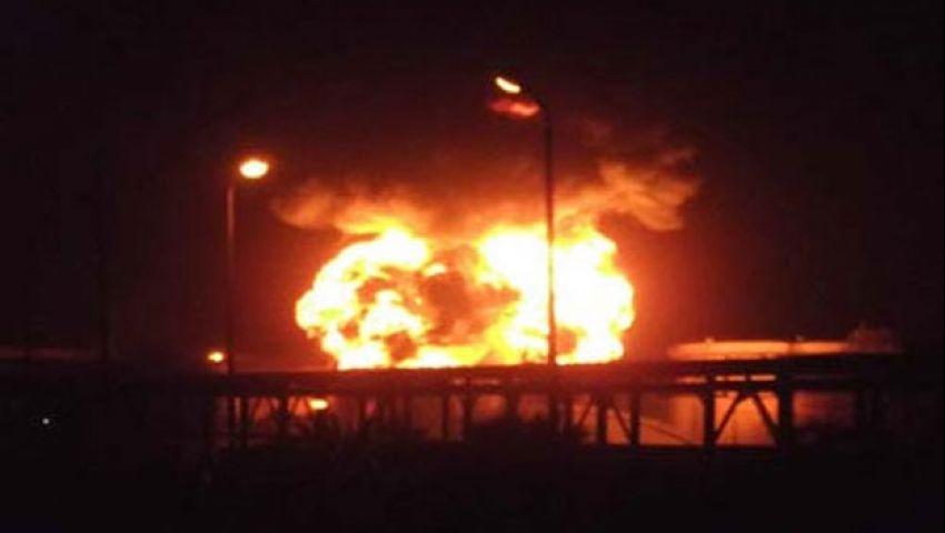 قتيلان في انفجار بكورنيش النيل بأسوان