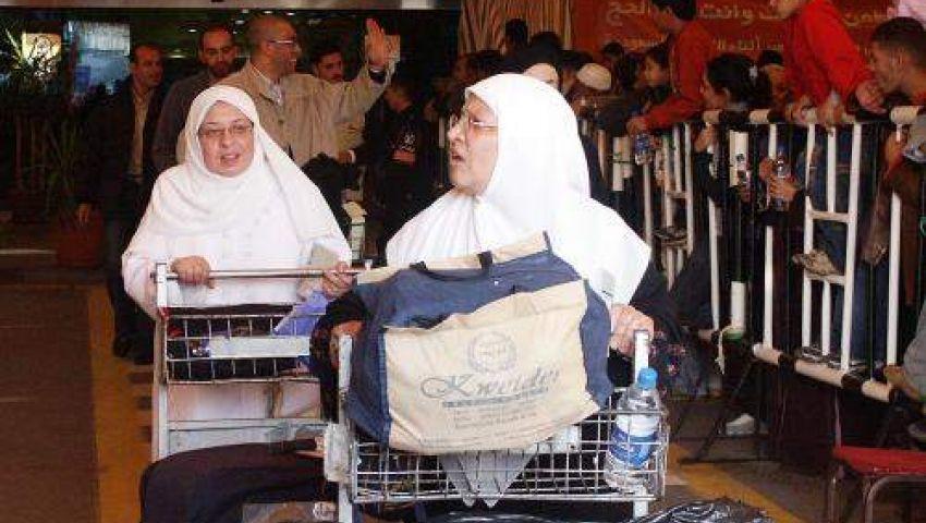 مواعيد عودة 10 آلاف حاج من الأراضى المقدسة