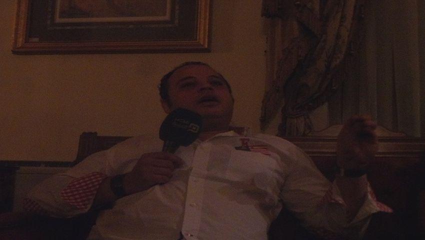 تامر عبدالمنعم لقتلة حادث الوادي الجديد: مصر ماما يلا