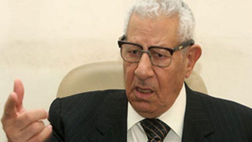 مكرم محمد أحمد: مرسي كرّه المصريين في الإخوان