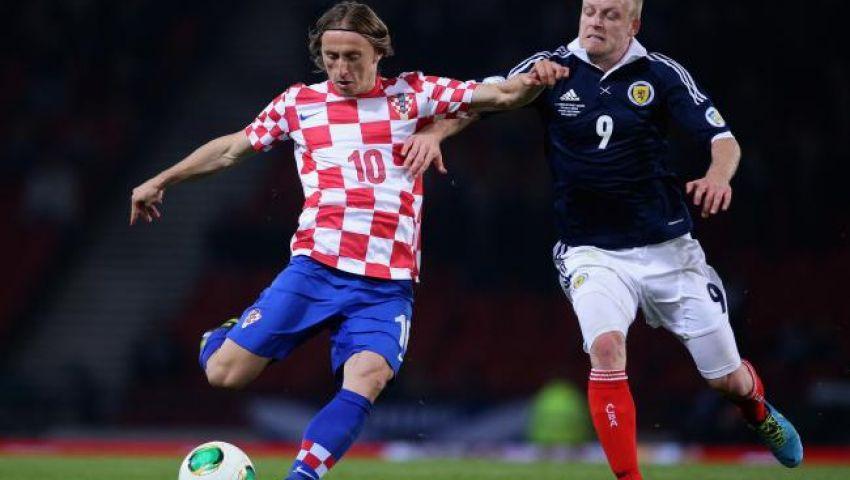 أيسلندا تستدرج كرواتيا في تصفيات المونديال