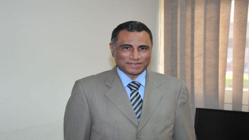 سليمان نائبًا لرئيس السكة الحديد للشئون المالية