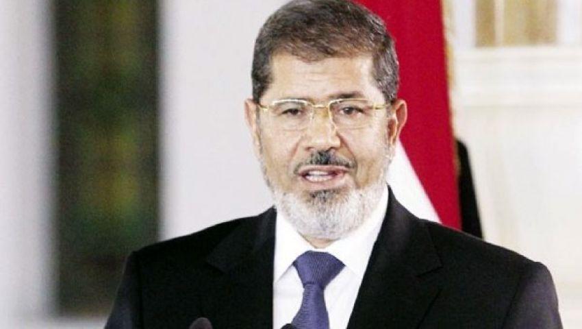 الحركة الإسلامية تنظم مظاهرة دعما لمرسي بوسط إسرائيل
