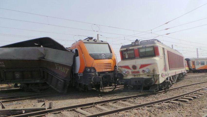 بالفيديو..قتيل وعشرات الجرحى في تصادم قطارين بالمغرب
