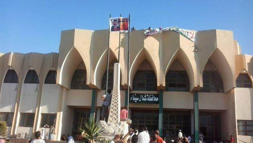 مؤيدو مرسي يعلنون استقلال شمال سيناء