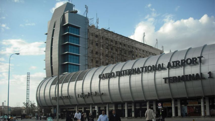 طوارئ بمطار القاهرة لوصول شحنة مفرقعات