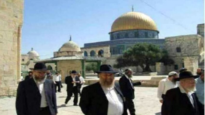 لجنة القدس تستنكر الاقتحام الصهيوني للأقصى