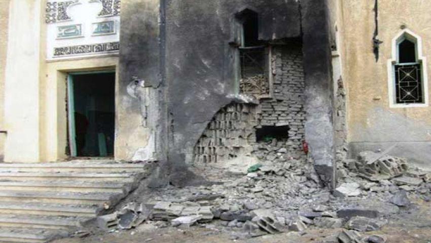 استنفار أمنى برفح عقب محاولة تفجير مسجد