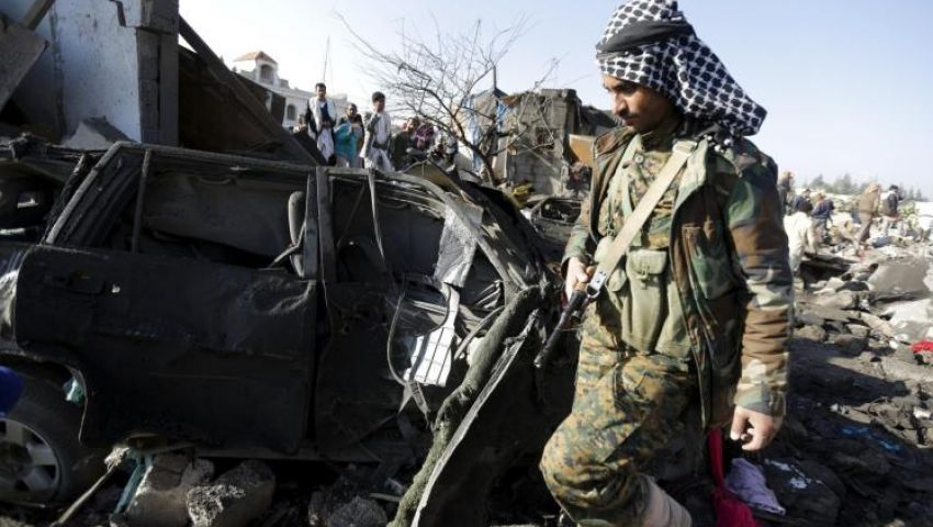 عاصفة الحزم تواصل تدمير المنظومة العسكرية لصالح والحوثيين