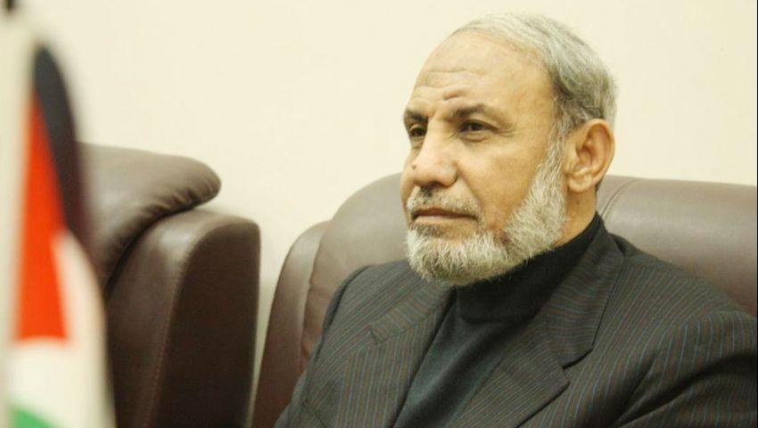 الزهار: لا يوجد متهم واحد من حماس في أحداث مصر