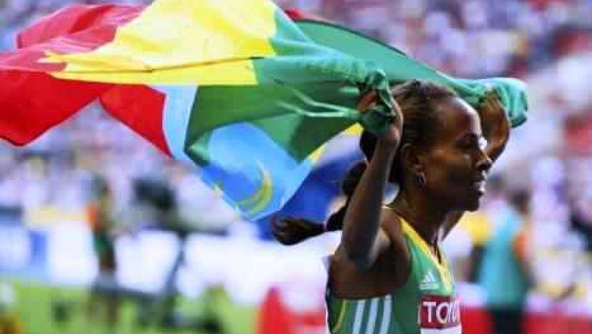الإثيوبية ديفار تستعيد لقبها العالمي في سباق 5000 متر