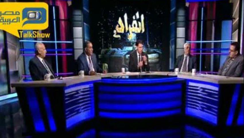 فيديو..ضابط بالجيش: السيسي مستحيل يعمل حاجة غلط