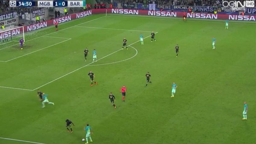 بالفيديو.. هازارد يحرز الهدف الأول في شباك برشلونة