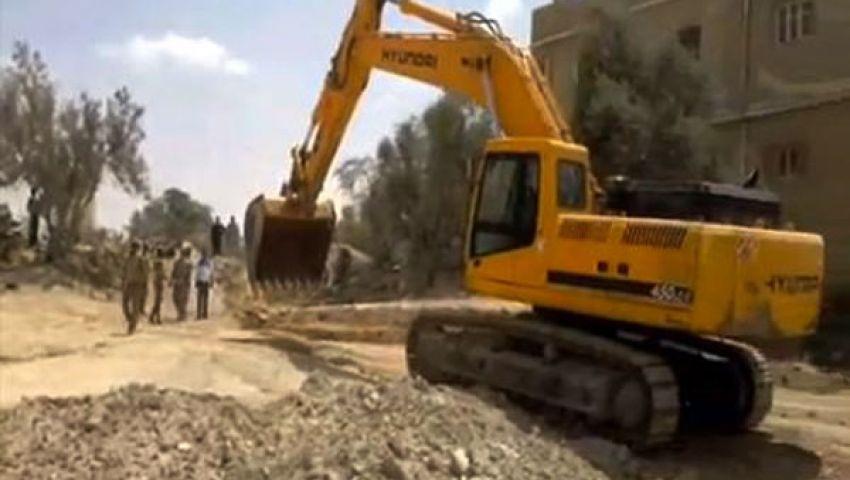أنفاق التهريب لغزة على وشك  الاندثار