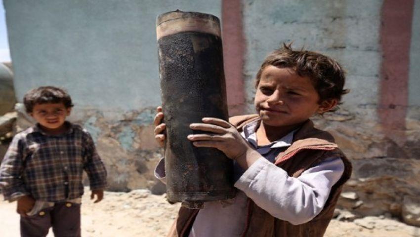 مقتل 900 طفل يمني خلال 2015