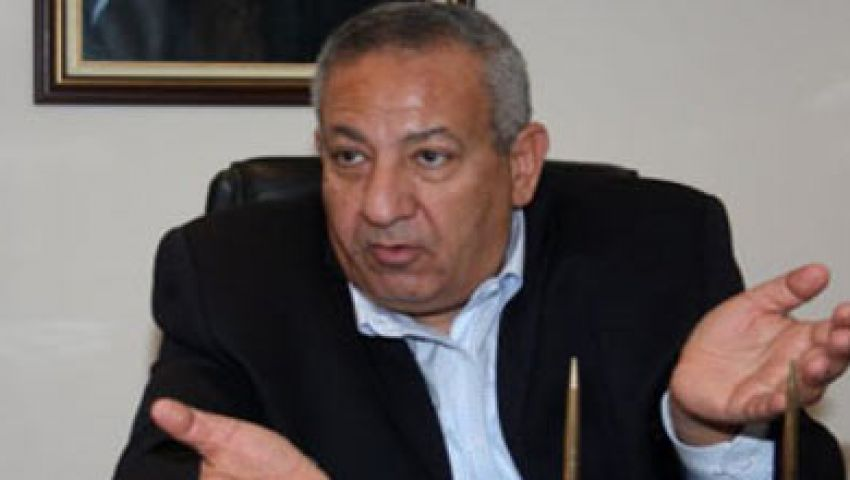 محافظ بورسعيد يرفض استقالة مجلس المصري