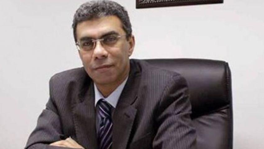ياسر رزق يعتذر عن جلسة استماع الصحفيين حول تسريبات السيسي