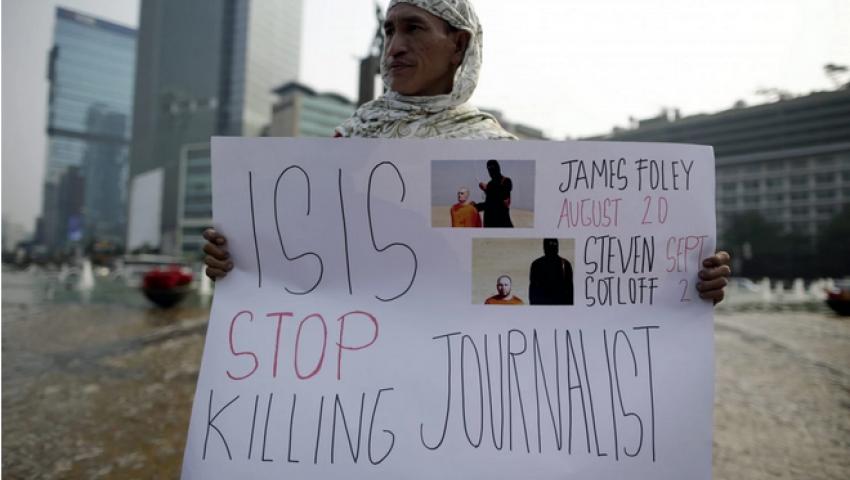 واشنطن بوست: 2014.. عام خطير للصحفيين