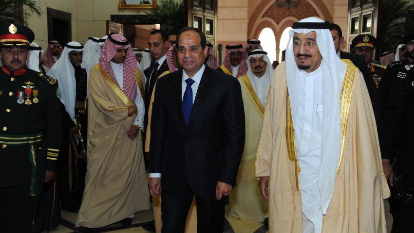 خادم الحرمين يأمر بالإسهام في توفير احتياجات مصر من البترول لمدة 5 سنوات