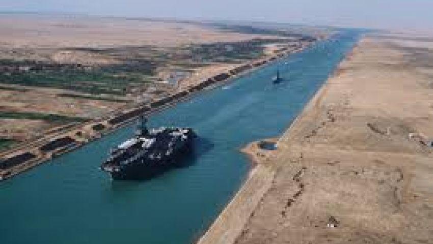 469.7 مليون دولار إيرادات قناة السويس في سبتمبر