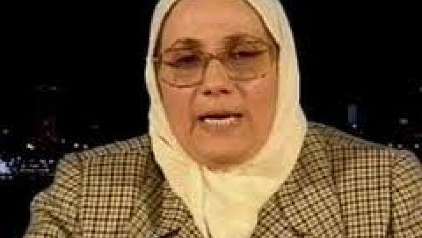 فيديو.. نادية مصطفى: مواجهة الانقلاب وسيلة لاستعادة روح الوطن