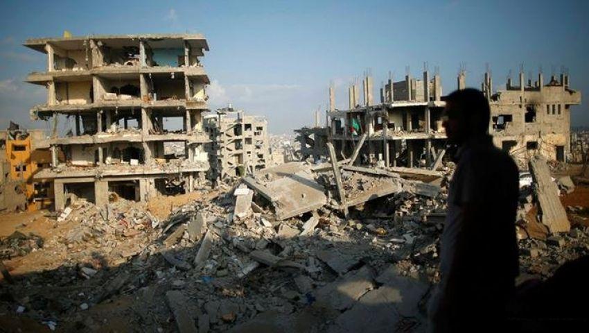 خبراء: تأخر الإعمار قد ينزع هدوء غزة الميداني