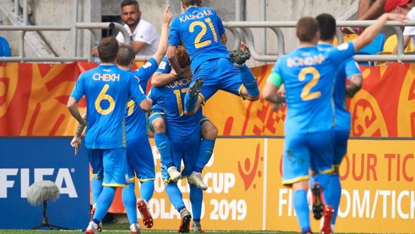 فيديو وصور| مونديال الشباب.. أوكرانيا تقصي إيطاليا وتتأهل للنهائي