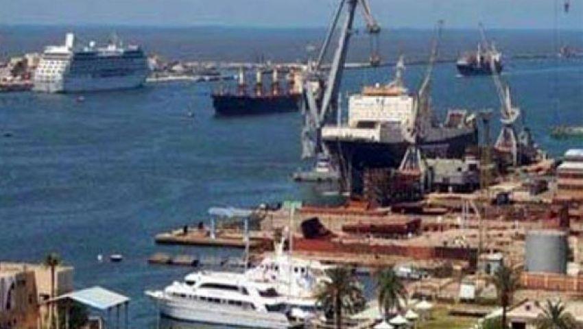 إغلاق بوغازي ميناء الإسكندرية