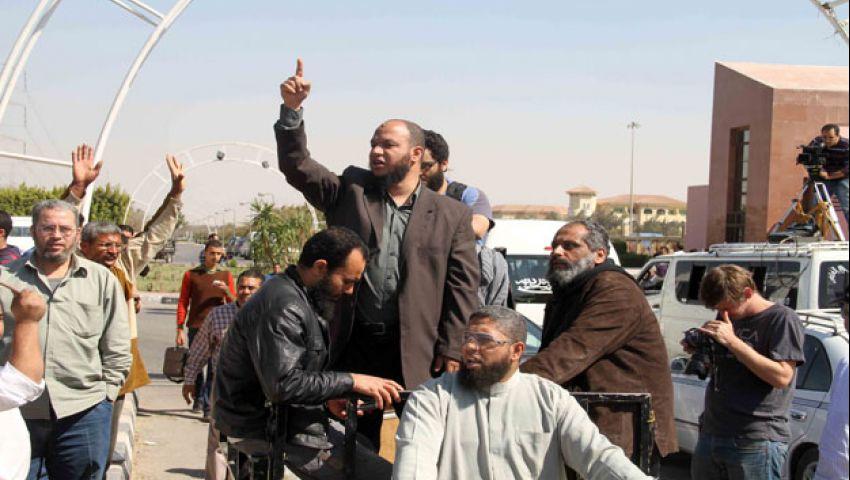 أنصار الإخوان يحاصرون مدينة الإنتاج الإعلامي