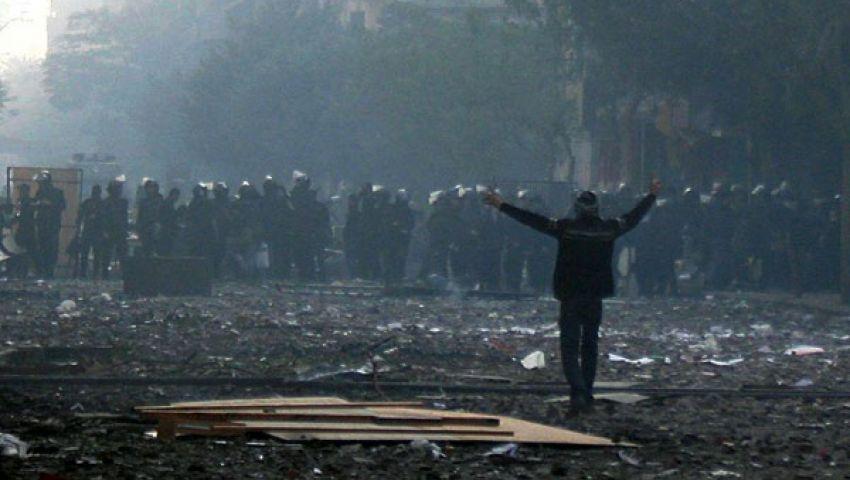 مصر القوية يشارك في ذكرى محمد محمود بالإسكندرية