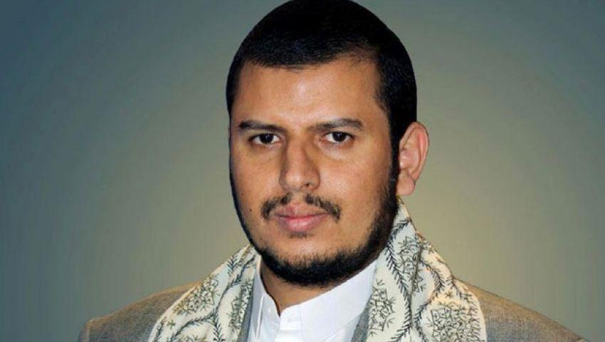 زعيم الحوثيين يدعو لعصيان مدنى ضد الحكومة اليمنية