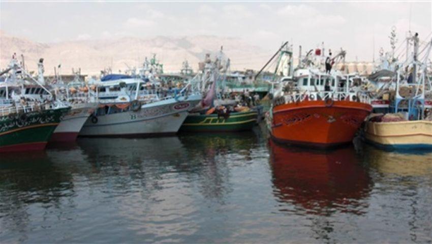 ميناء الطور يشارك فى تنمية محور قناة السويس