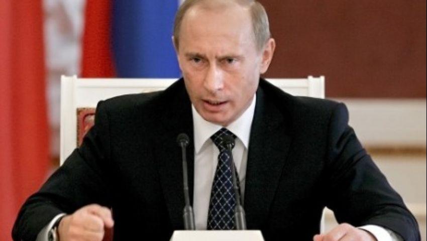 بوتين: سنساعد سوريا حال تعرضها لضربة عسكرية