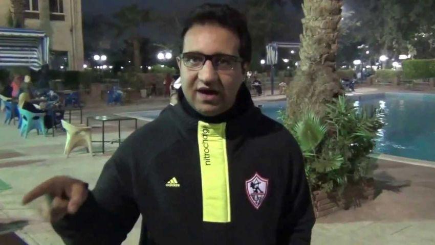 أحمد مرتضى: حصلنا على هذا الوعد من مسئولي بجاية