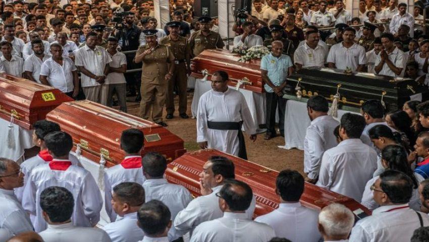ارتفاع عدد القتلى لـ359 .. آخر تطورات تفجيرات سريلانكا ومنفذي الهجوم