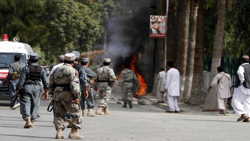أفغانستان.. مقتل موظفين في تفجير استهدف سيارة تابعة لوزارة التربية