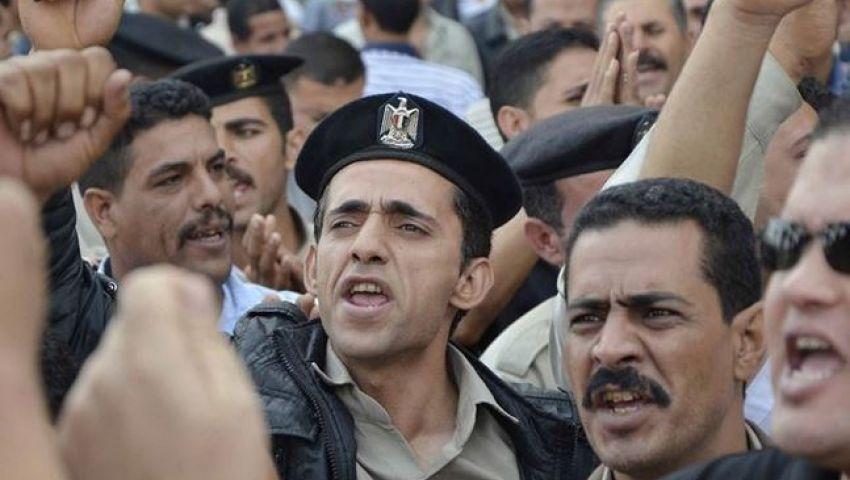 تجديد حبس 7 أمناء شرطة بتهمة تهديد الأمن القومي