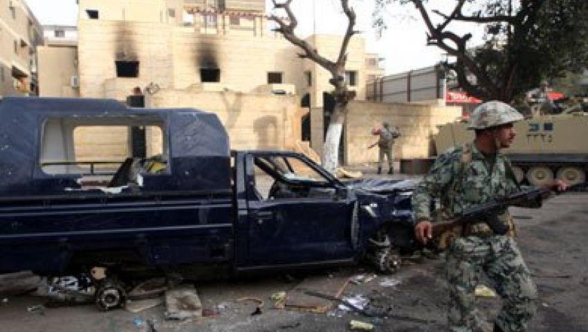 مقتل شرطيين بالعريش في ظروف غامضة