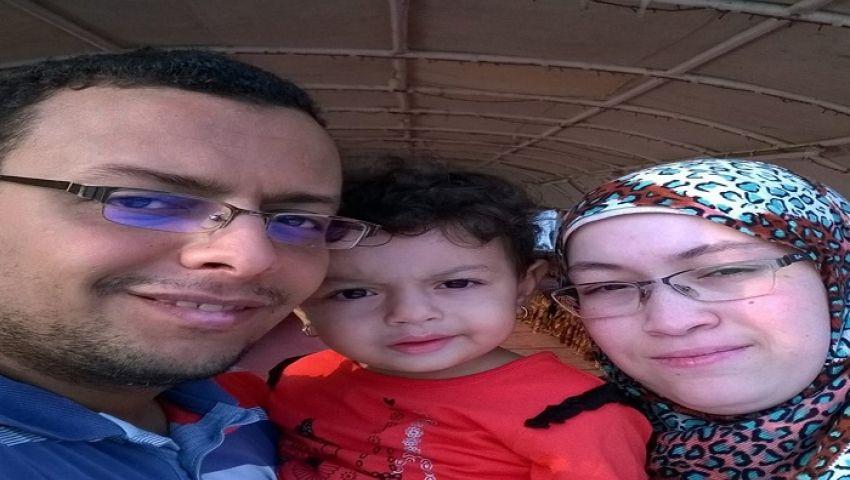 زوجة البطاوي: محمد تعرض لانتهاكات جسدية خلال اعتقاله