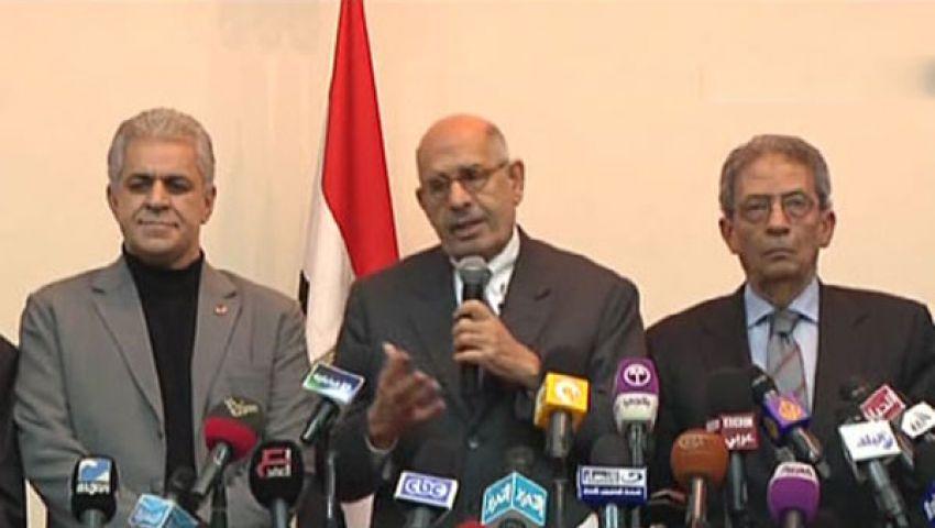 صحيفة عبرية: تحالف المعارضة المصرية مصمم على تحدي مرسي