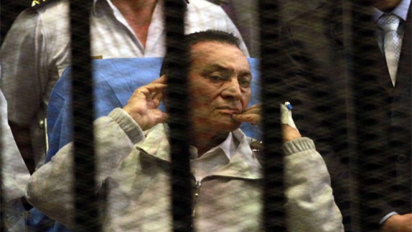 النيابة العامة: ثروة مبارك وأسرته 9 مليارات جنيه