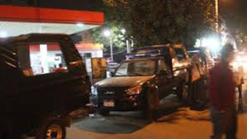 شهود عيان: إصابة شخص في هجوم على كمين بالإسكندرية
