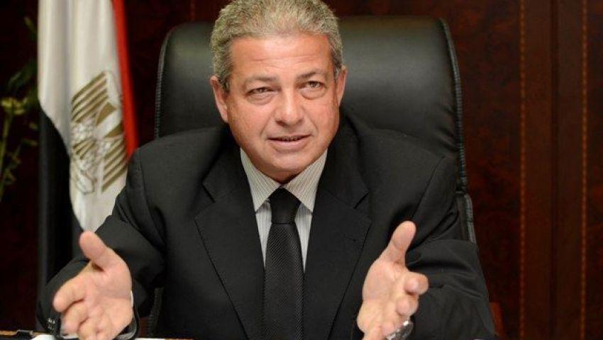وزير الرياضة: نتواصل مع وزارة الداخلية لحل أزمة عودة الجماهير