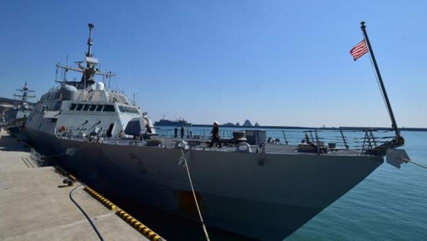أمريكا تبرر دخول أحد سفنها بحر الصين الجنوبي