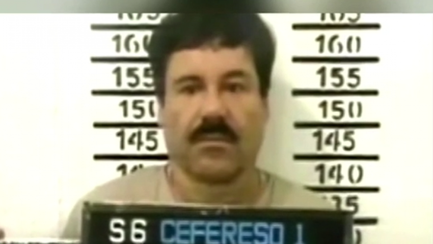 فيديو.. هروب زعيم أكبر عصابة مخدرات بالمكسيك للمرة الثانية