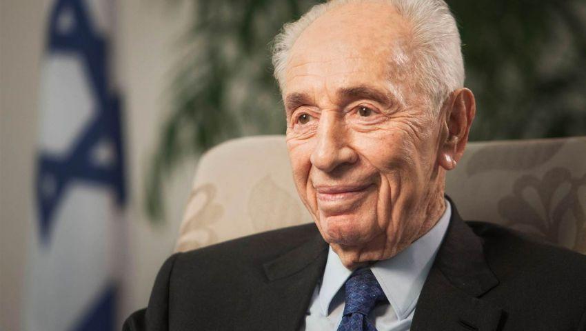 أكاديمي إسرائيلي:  شيمون بيريز مات راضيًا عن السيسي